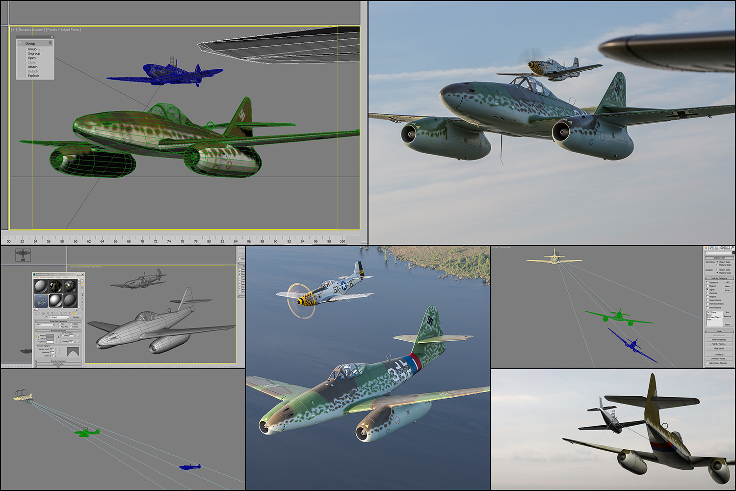 blog using 3D CG for A2A multi panel 1500 x 1000