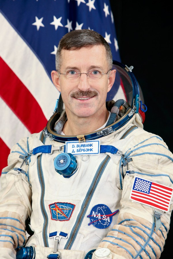 Daniel C. Burbank (CAPTAIN, USCG, RET.) Served as Mission Specialist on STS-106 and STS-115, Flight Engineer on Expedition 29 and Commander of Expedition 30.  He has logged 188 days in space and 7 hours and 11 minutes of spacewalk time.  ( Image provided by NEAM)