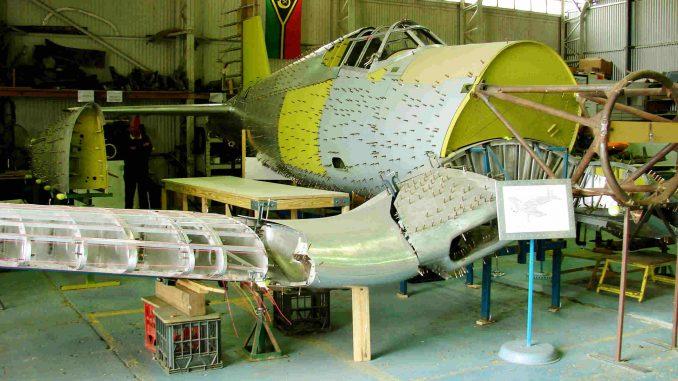 Update on Australian F4U-1 Corsair Restoration