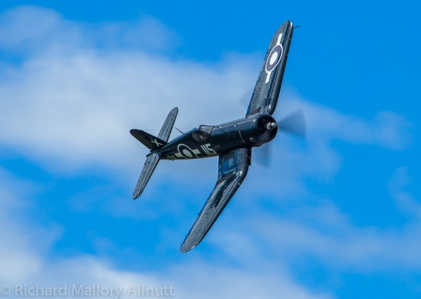 Vintage Wings of Canada's FG-1D Corsair