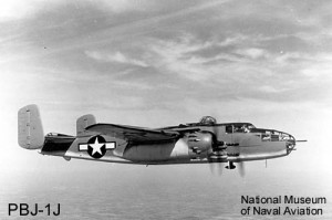 During World War II, the U.S. Navy (USN) acquired 706 North American Aviation (NAA) B-25 Mitchell medium bombers >from the U.S. Army Air Forces (USAAF).