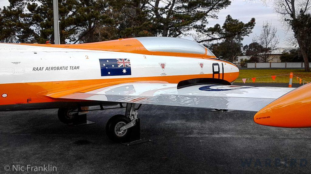 New Gate Guard Arrival at RAAF Base East Sale