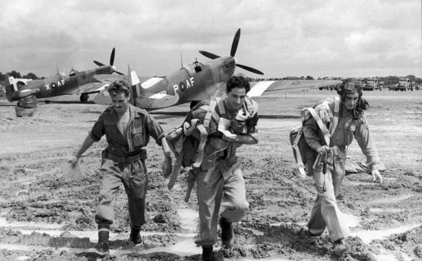The Hunt For The Spitfires In Burma Continues